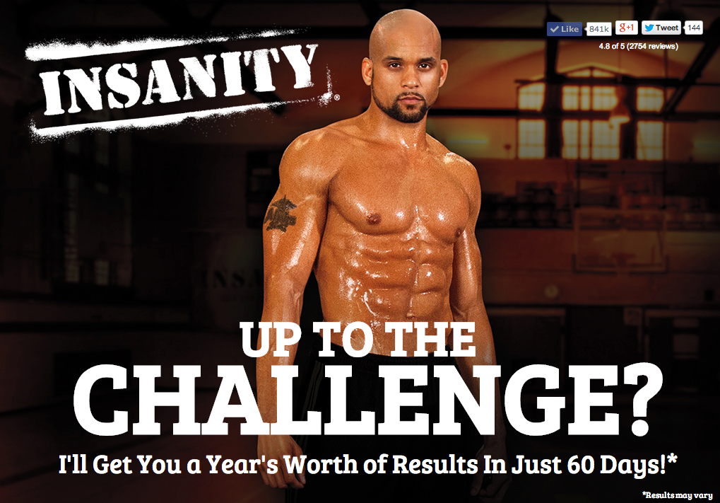 30 Day Challenge Month 2: Insanity | Blank Newspaper