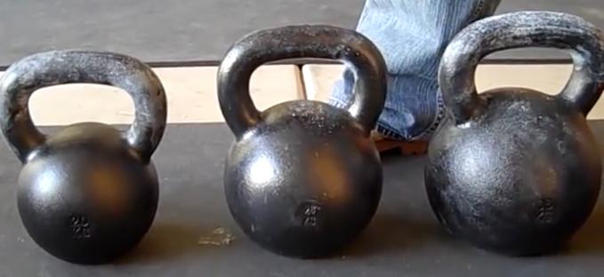 Best Kettlebell Weight - Craig Tuttle Fitness