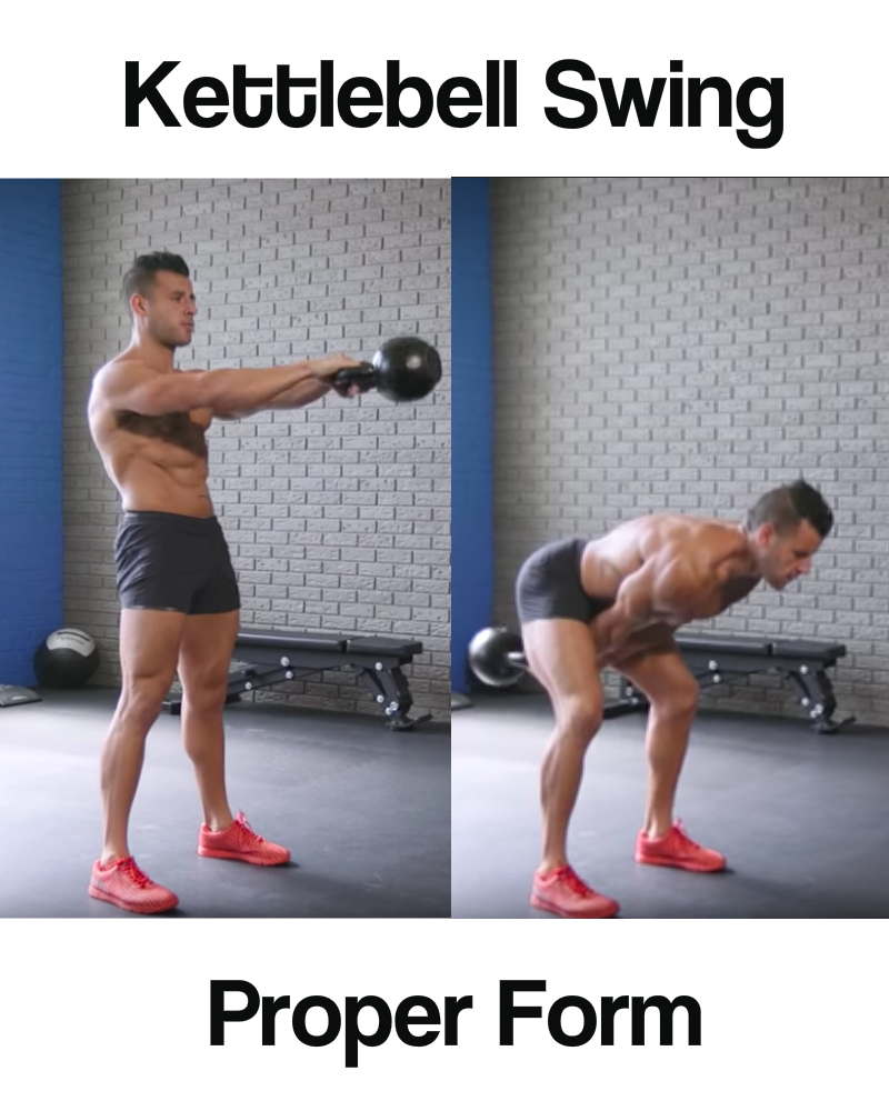 How To Do Kettlebell Swings, Their Benefits, And Muscles